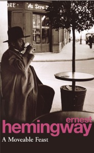 Cover of Ernest Hemingway's A Moveable Feast