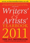 Writers' and Artists' Yearbook 2011 cover