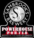 Sambrook's Brewery Powerhouse Porter