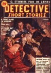 Detective Short Stories magazine cover