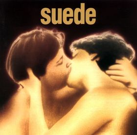 Cover of Suede's debut album