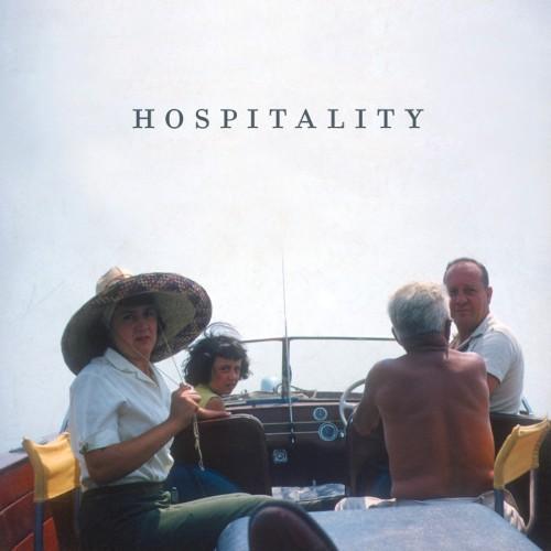 Hospitality album cover