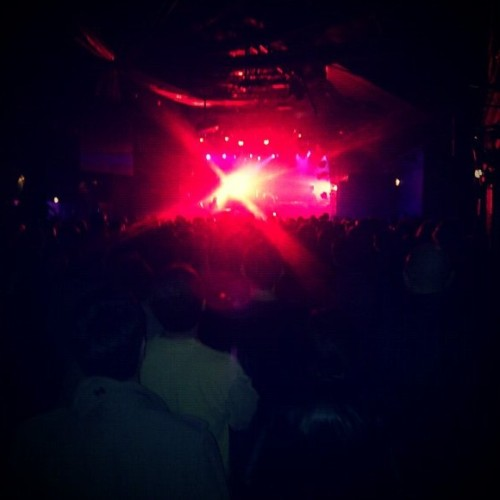 War on Drugs at the Electric Ballroom