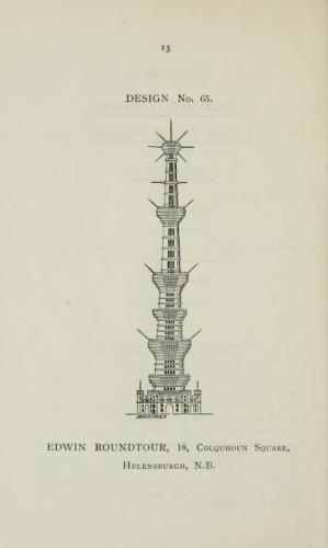 Edwin Roundtour Tower