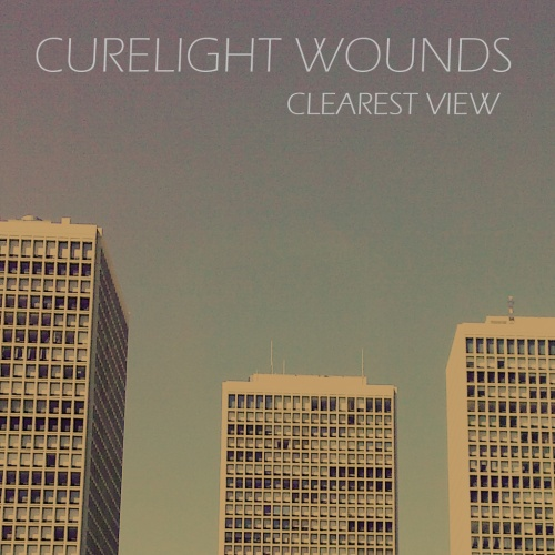 Curelight Wounds - Clearest View EP cover
