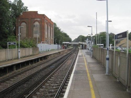 Barnehurst Station 2011