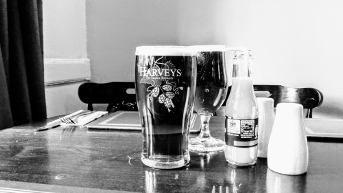 Harvey's Best at The Boar's Head Inn